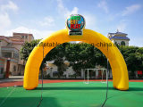 Outdoor Sealed Arch Advertising Inflatable Arch for Sports Event