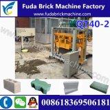 Famous Small Concrete Cinder Block Machine Concrete Paver Brick Machine