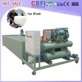 Cbfi Best Seller Adopting Coil Pipe Evaporator Block Ice Maker
