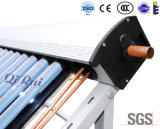 High Efficiency U Tube Heat Pipe Solar Collector with Ce