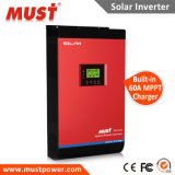 Hot Selling on Grid and off Grid Tie Solar Power Inverter 2kVA 3kVA 4kVA 5kVA with MPPT Solar Charge Controller 60A and Parallel Function in Mini Solar System
