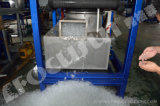 Focusun Tube Ice Machine with Storage Room