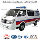 Jinbei Ambulance Vehicle for Transportation Injured People