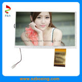 TFT 7 Inch LCD Display with Luminance 420 CD/M2 (PS070DWPE0127)