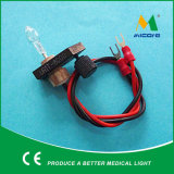 Urit 800 810 820 830 870 Semi Auto Chemistry Analyzer 6V 10W Halogen Bulb