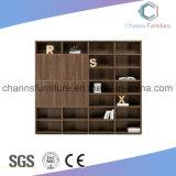 Modern Melamine Furniture Office Bookcase Black File Cabinet