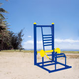 Senior Oriented Outdoor Fitness Lat Pull up Fitness Equipment