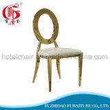 Factori Price Wholesale Stainless Steel Gold Wedding Chairs for Sale