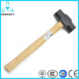 Forged Head Sledge Hammer with Wooden Handle