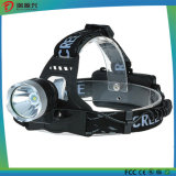 CREE LED Portable Camping Outdoor Light Rechargeable Zoom Headlamp