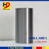 6bg1 6bf1 China Wholesale Truck Parts for Diesel Engine Cylinder Liner Sleeve (1-11261-248-0)