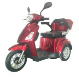 500W Hot Sale 3 Wheel Electric Mobility Scooter Trike, Adult Electric Tricycle with Drum Brake (TC-020)