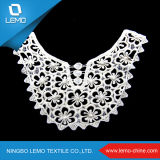 Hot Sale Fashional Outer Cotton Crocheted Lace Collar Lace