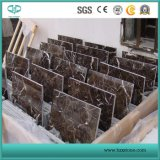 Polished Chinese Dark Emperador Marble Slabs/Flooring/Tiles/Paving/Wall Covering Brown Marble
