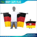 Fast Delivery Factry Wholesale Advertising Body Flag Cape (M-NF07F02001)