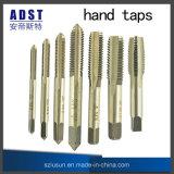 Sharp Thread High Hardness Hand Taps for Machine Tools