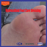 Soft and High Absorb Hydrocolloid Foot Care Dressing Plaster