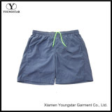 New Swim Shorts Grey Mens Board Shorts with Mesh Liner
