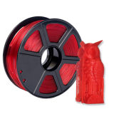 Tnice PLA 1kg Red 3D Printer Filament