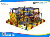 Expansion Game Playground Combined Climbing Wall (YL-TZ002)