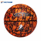 Free Sample Customized Logo Practice Basketball
