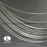 Professional Manufacturer for High Purity AWG12 Pure Silver Wire