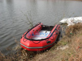 Liya Rowing Boat Bateau Gonflable Pliable a Rames Avec Ce