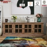 Wooden Furniture Antique Chinese TV Stand / TV Cabinet (GSP13-015)