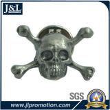 Skull Shape Lapel Pin with Good Price