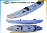 (2+1 SEATS) Kayaks That Can Be Used on The Ocean and on Rivers