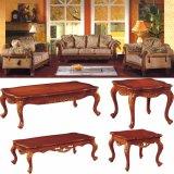 Living Room Sofa / Sofa Set / Wooden Sofa (D92)