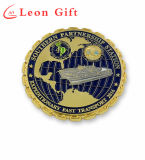 Customized Made Gold Metal Crfat Coins for Souvenir Gift