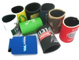 Printed Design Neoprene Stubby Holder for Cans