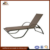 2018 Well Furnir Adjustable Outdoor Chaise Lounge