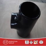 """Pipe Fitting Carbon Steel API Asme Tee (1/2""""-72"""" Sch10-Sch160)"""