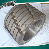 Diamond Cylindrical Wheel