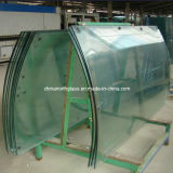 Clear Curved Tempered Glass Hot Selling