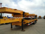 Three Axle 50t Low-Bed Semi-Trailer