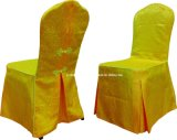 Good Quality Polyester and Cotton Chair Cover (YC-837)