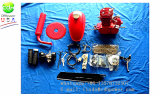 Red Color 80cc Engine Kits 2 Stroke Cdh Engine for Bicycle Racing