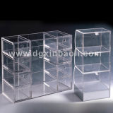 Acrylic Display Box/Showcase/Cabinet