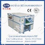 Quilted Fabric Waste Foam Cutting Machine