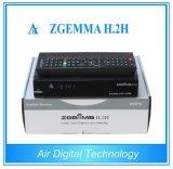Zgemma H. 2h Combo Decoder (1X DVB-S2 + 1X DVB-C/T/T2 Hybrid Tuner)