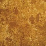Natural Polished Copper Yellow Marble Tiles/Slabs for Luxury Decoration