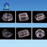 Rigid Transparent PVC Clamshell Blister