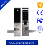 Biometric Lock for Apartment with Password+Fingerprint