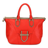 Lovely Smile Face Women Designer Tote Handbag (MBLX033132)