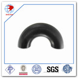 Carbon Steel ASTM A234 Wpb 180 Degree Elbow, ANSI B16.9 Lr Butt Weld (BW) Elbow Pipe Fittings