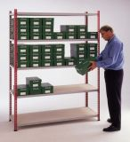 Adjustable Warehouse Shelf /Storage Shelf/Warehouse Rack (QC1431)