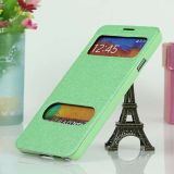 Hot Sell PU Leather Flip Case, Mobile Phone Accessories for Samsung Galaxy Note 3 (gt070)